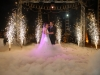 wedding dry ice 6